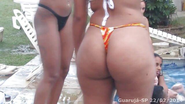 Cuban gratis pornofilme mit alten frauen BBW & Sam 38G Blasen Einen Großen Schwarzen Schwanz!